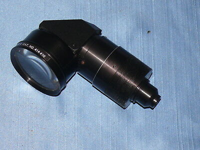 """Bell& Howell, Rear Projection Lens for 16 mm Projector f=19mm( 3/4"""")!! f1:1,4"""