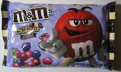 (1kg = 30,28 €) M&M´s TRIPLE CHOCOLATE +++ 280,7 gr  +++