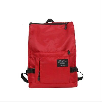 Men Women Travel Backpack Waterproof Nylon Backpack Fashion Casual Bag OW