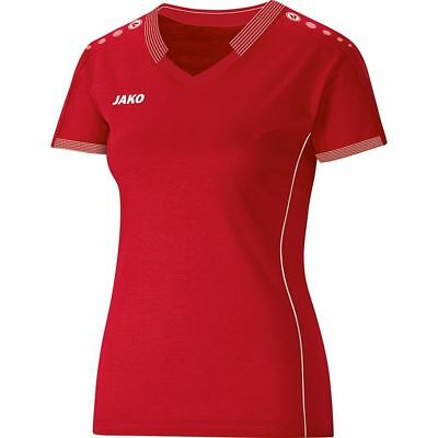 Jako Volleyball Trikot Indoor Volleyball Trikot Damen rot