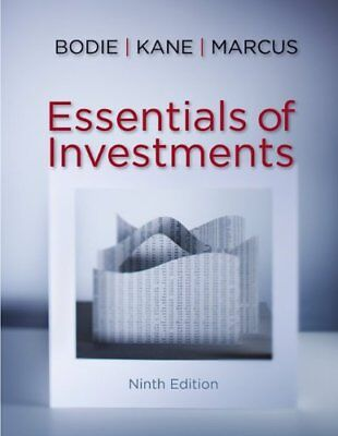 [PDF] Essentials of Investments, 9th Edition by Zvi Bodie - Email Delivery