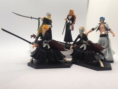 Naruto 5 pieces Large Action Figures Set New