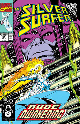 Silver surfer 51 (vol 3) Infinity Gauntlet
