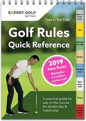 Rules of Golf - Golf Rules Quick Reference 2019