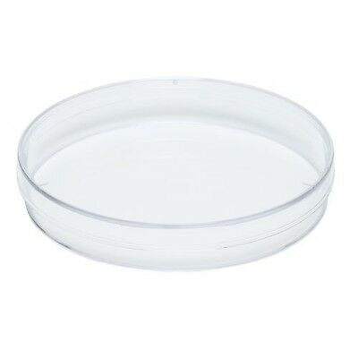 Karter Scientific 206G2 Plastic Petri Dishes, 150x15mm, 3 Vents, Sterile (Pack