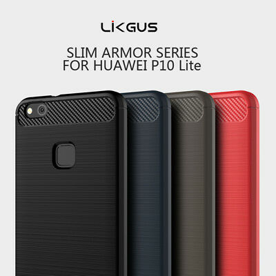 hot sale For Huawei P9 P10 Lite Shockproof Silicone Hybrid Case Soft TPU Cover