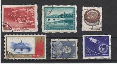 Mk513  A Selection Of Stamps From China. Lot 102