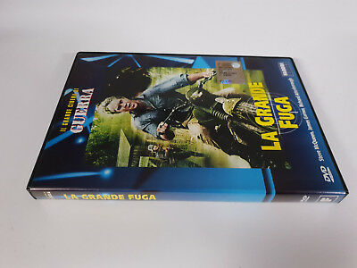 dvd LA GRANDE FUGA Steve McQUEEN James GARNER Richard ATTENBOROUGH