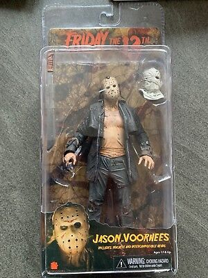 Neca Friday the 13th Remake Jason Voorhees