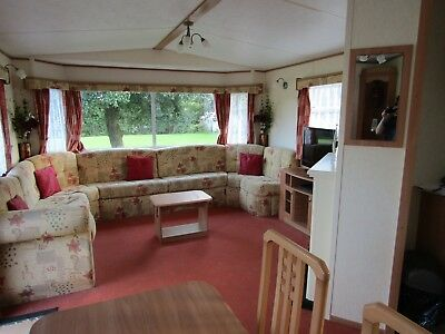 Summer Week Caravan Holidays North Devon/Cornwall Border near Bude - Quiet Park