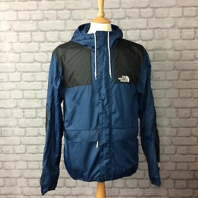 4c76ef58a THE NORTH FACE 1985 Mountain Moss Mens Black Jacket Size XL New With ...