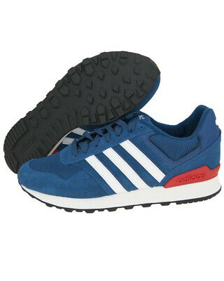 huge selection of b61d9 659ec Adidas Scarpe Sportive Sneakers Sportswear 10K Blu Lifestyle