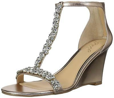 10c3d47989f BADGLEY MISCHKA WOMEN'S Malorie Wedge Sandal - Choose SZ/Color ...