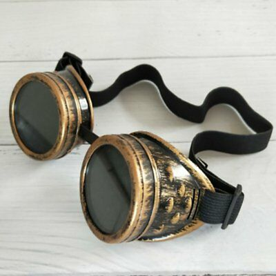 Gothic Steampunk Retro Glasses Clothing Welding, Eye Protection For Riding OW