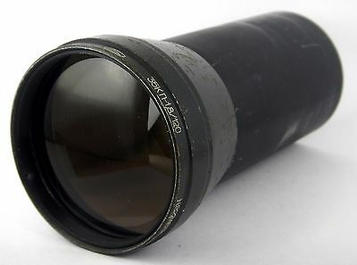 Projection Lens 35KP 1,8/120 MMZ USSR  Good Condition