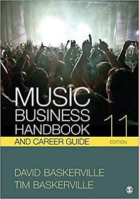 [PDF] Music Business Handbook and Career Guide 11th Edition by David Baskerville