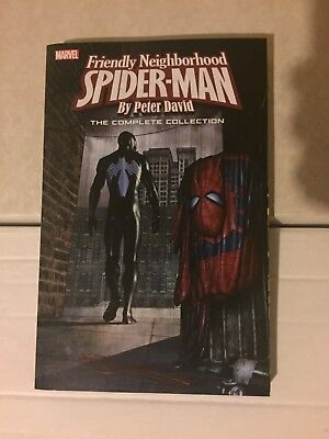 Friendly Neighborhood Spider-Man By Peter David TPB Complete Collection