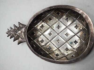 Tiffany & Co. Sterling Silver Pineapple Dish