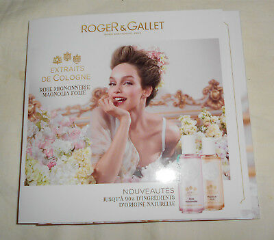 ROGER & GALLET, Echantillon sample EXTRAIT de COLOGNE NEROLI FACETIE 1,2ml