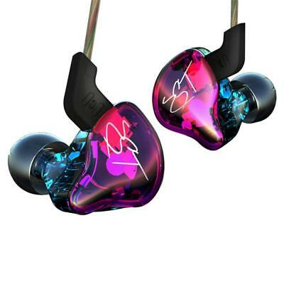 kz Easy KZ ZST Colorful Hybrid Banlance Armature W/ Dynamic In-ear Earphone
