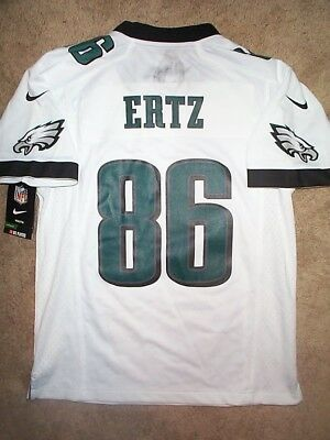IRREGULAR  Philadelphia Eagles ZACH ERTZ nfl NIKE Jersey Youth (m-medium) 5cd6488f3
