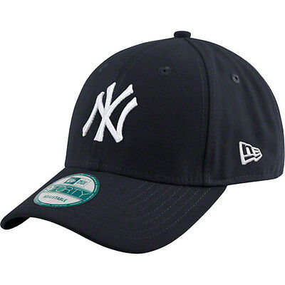 New York Yankees Licenced MLB New Era 9FORTY Adjustable Cap