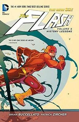 The Flash Volume 5: History Lessons HC (The New , Buccellato, Brian, Excellent