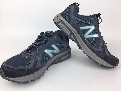 size 40 3005f 3d4ea NEW BALANCE 410V5 Women's Running Shoes Gray Size 7.5
