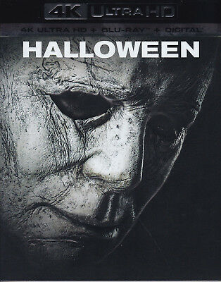 HALLOWEEN......4K Ultra HD BLU-RAY