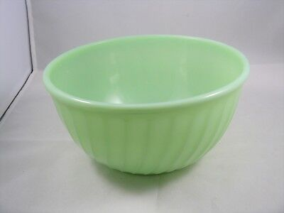 """Vintage Fire King Oven Ware 9"""" Mixing Bowl - Used"""