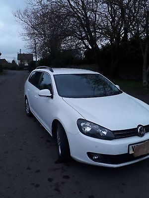 VW Golf Estate Bluemotion tdi