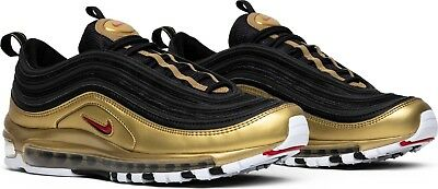 Nike Air Max 97 QS AT5458-002 'Metallic GOLD' sz 4-13