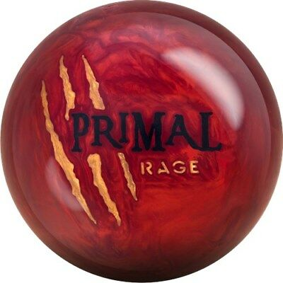 New Motiv Primal Rage 5-Year Anniversary LE Bowling Ball 15 pounds 1st Quality
