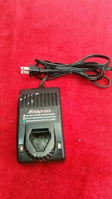 SNAP ON CTC572 7.2v NiCAD BATTERY CHARGER used