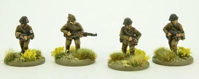 Great Escape Iron Cross 28mm Romanian Rifle Squad A - Summer Uniform Pack MINT
