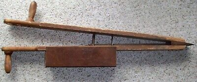 Antique Primitive Triumph Corn Seed Planter by A. C. Kent  Janesville Wis.
