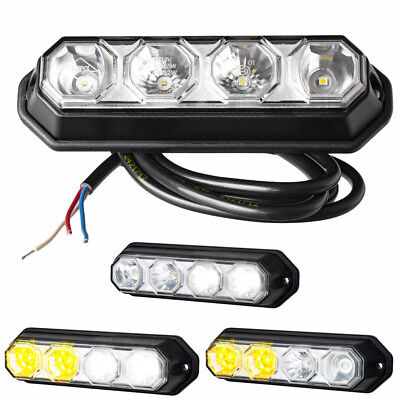 LED Blink-Positionsleuchte 12V 24V Schlepper Traktor Blinker Positionslicht TOP