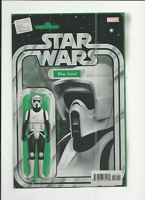 Star Wars #59 (2019) Action Figure Variant Cover near mint- (NM-) condition