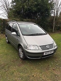2005 VW Sharan 1.9 TDI (130 BHP) For Spares or Repair