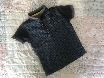Boys Ted Baker Collared Top 18-24 Months
