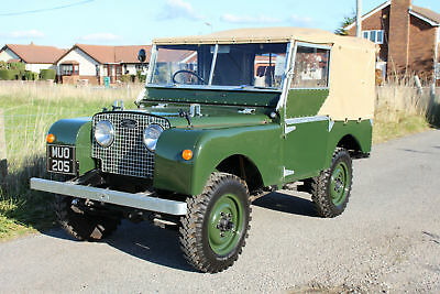 """Land Rover Series 1 80"""" 1951 Model in Great Condition"""
