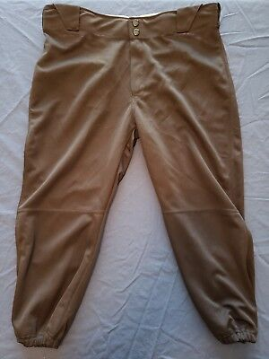 Russell Athletic Womens Low Rise Knicker Softball pants size Large (L)     (116)