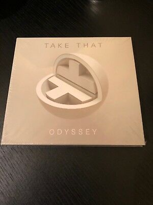 Take That Odyssey: 2-Cd Deluxe Edition - New & Sealed
