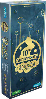Dixit Anniversary Expansion Board Game New Factory Sealed NIB Asmodee Editions