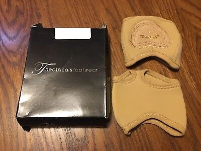 Theatricals Footnote Neoprene Half Sole - Nude Size Large (8.5-12)