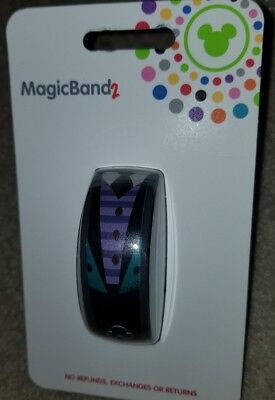 NEW Disney Parks Haunted Mansion Magic Band 2 LINK IT LATER