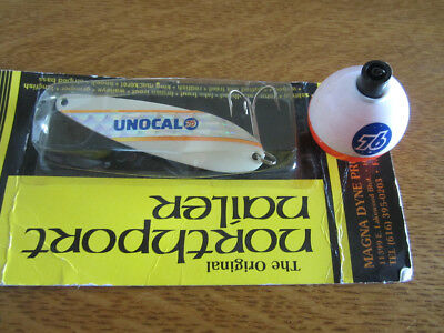Vintage Union 76 - Fishing Lure and Bobber - Never Used - Free Shipping