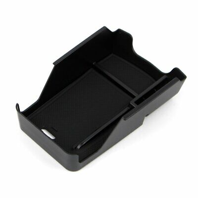 For Cadillac XTS 2013-2017 Armrest Storage Box Center Console Glove Holder Tray