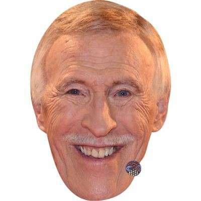 Bruce Forsyth (Smile) Celebrity Mask, Card Face and Fancy Dress Mask
