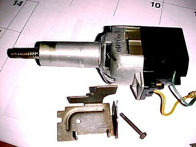 Singer Model 640 Touch & Sew Motor With Bracket & Screw-Fits Many T & S Models.